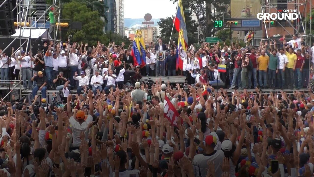 Venezuela: veja quem são os civis que defendem a revolução bolivariana
