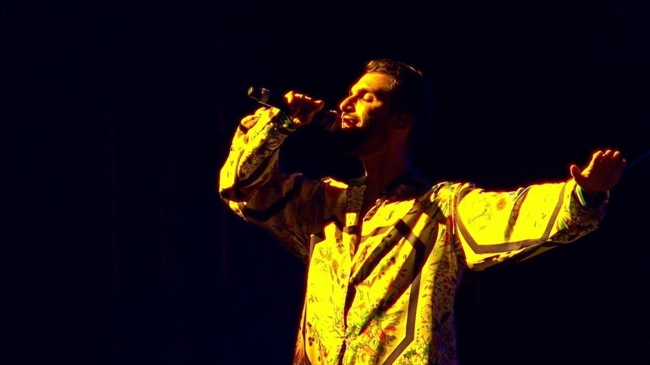 Bhaskar encerra apresentação no Lollapalooza com a participação de Silva