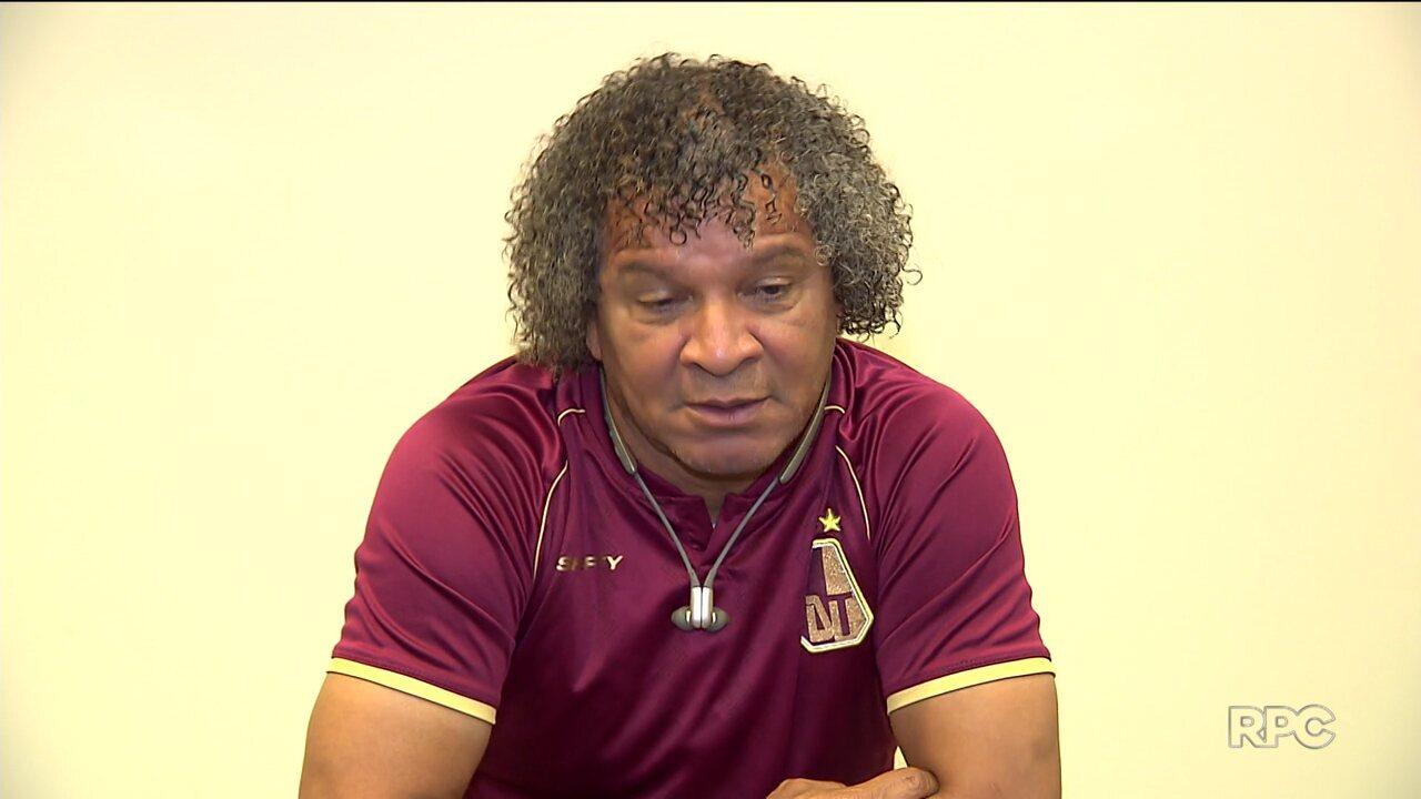 Treinador do Tolima destaca diferenças na preparação antes de enfrentar Athletico