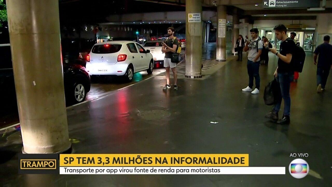 Prefeitura começa fiscalização de carros irregulares de aplicativo