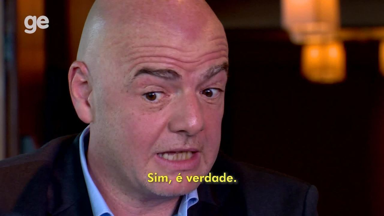 """Infantino talks about women's football: """"more ="""" """"important ="""" """"cache ="""" """"the ="""" base = """""""" em = """"world"""""""