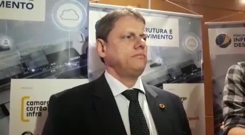 Ministro da Infraestrutura fala sobre aumento da pontuação de suspensão da CNH