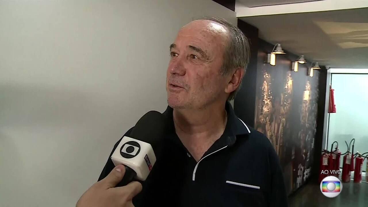 Levir Culpi fala pela primeira vez após demissão e lamenta interrupção de trabalho no Galo