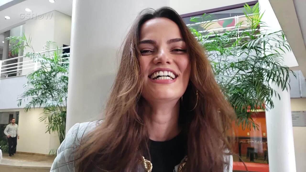 Barbara Fialho fala sobre seu casamento com Rohan Marley