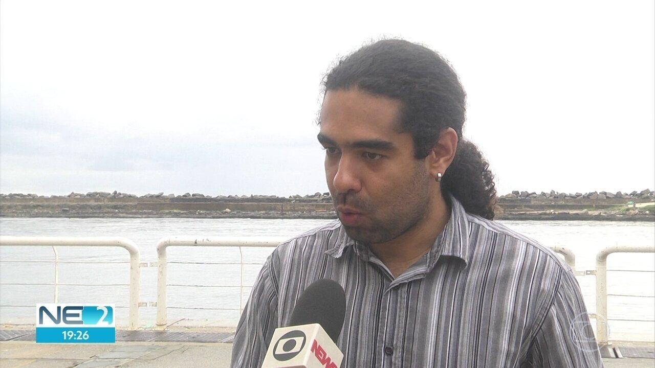 Meteorologia explica os motivos da chuva forte que caiu no Grande Recife