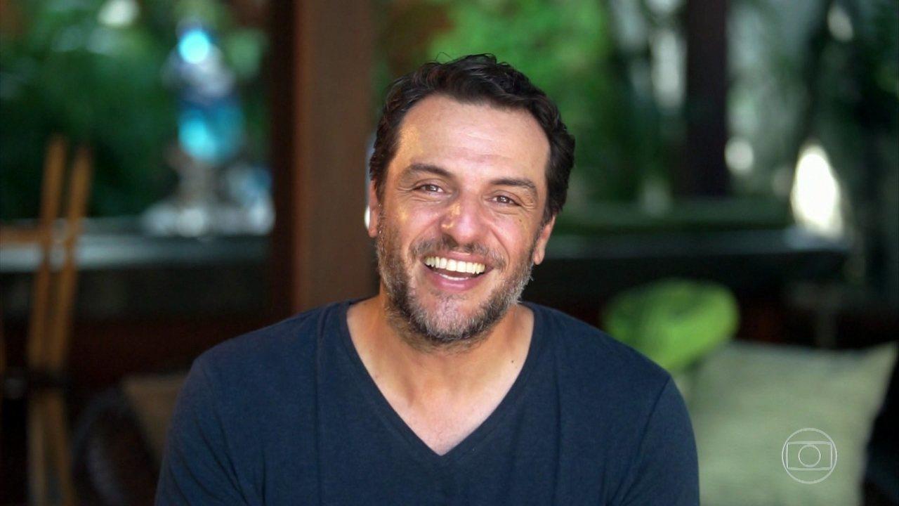Rodrigo Lombardi e Bruno Cabrerizo falam sobre as atuações de Kaysar Dadour