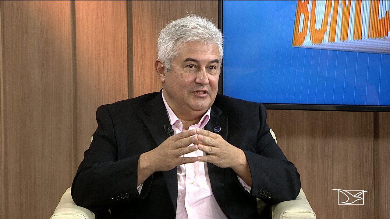 Ministro Marcos Pontes explica acordo para uso da base de Alcântara pelos Estados Unidos