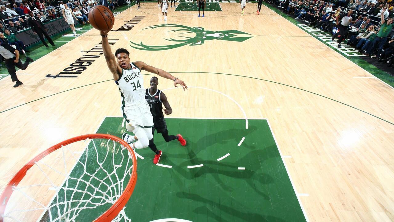 Melhores momentos: Milwaukee Bucks 121 x 86 Detroit Pistons, pelos playoffs da NBA