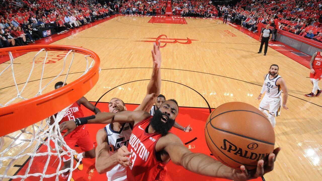 Melhores momentos: Houston Rockets 122 x 90 Utah Jazz, pelos playoffs da NBA
