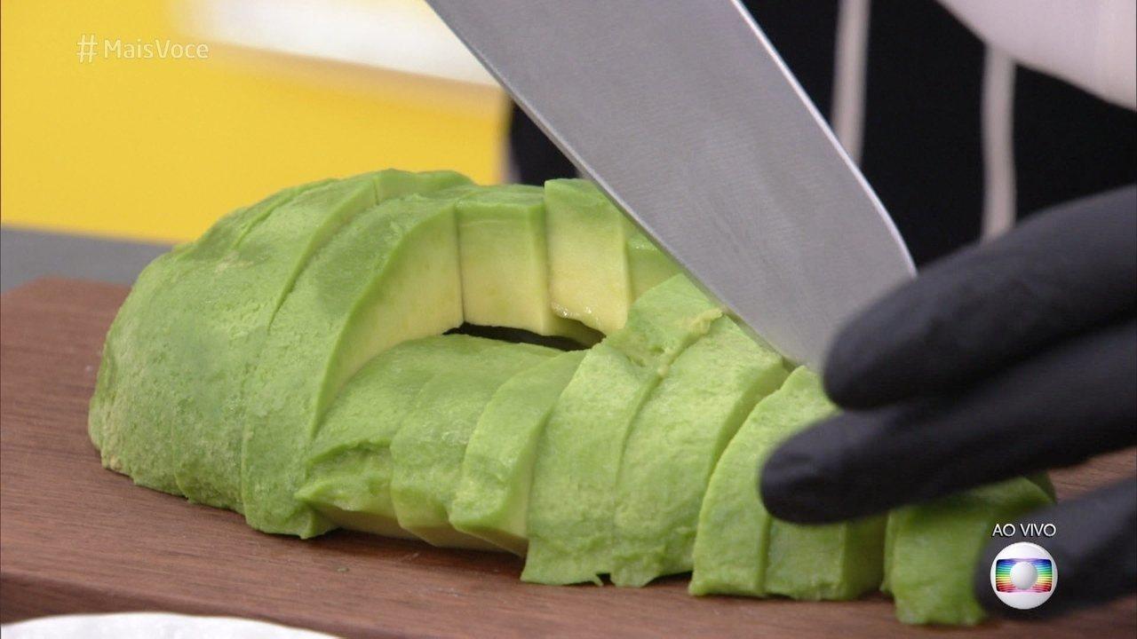 Abacate Empanado e Frito