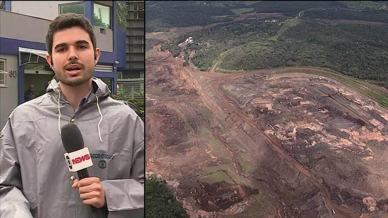 PF cumpre mandados em operação que investiga tragédia de Brumadinho
