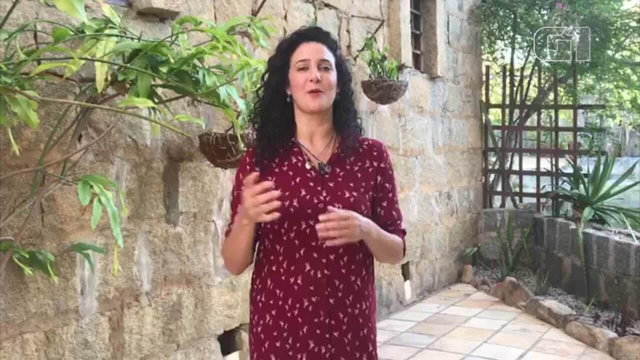 Nínive Caldas interpreta o Madalena na Paixão de Cristo 2019