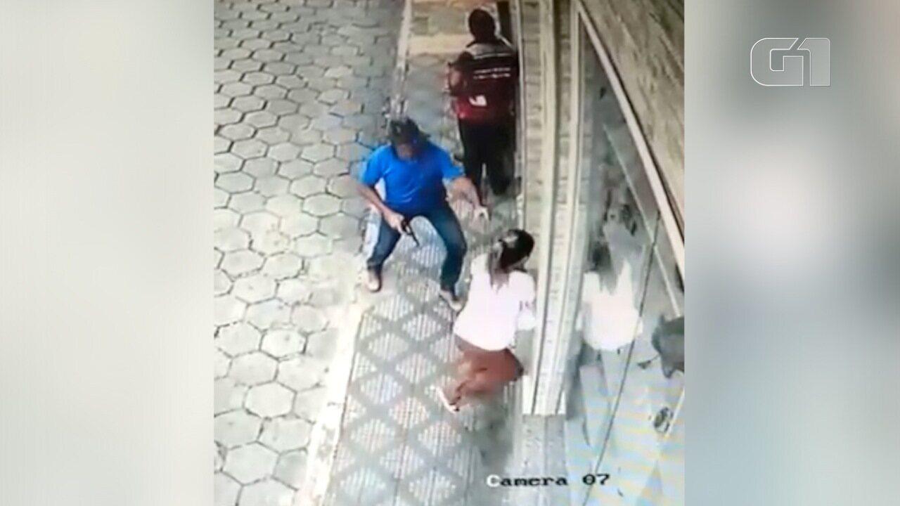 Malote com R$ 26 mil é roubado de funcionária de lotérica em Cunha