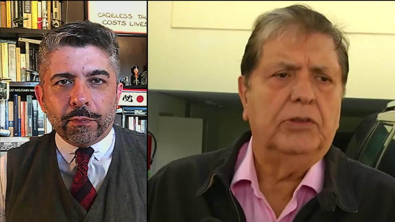 Alan García está em coma e estado de saúde é crítico