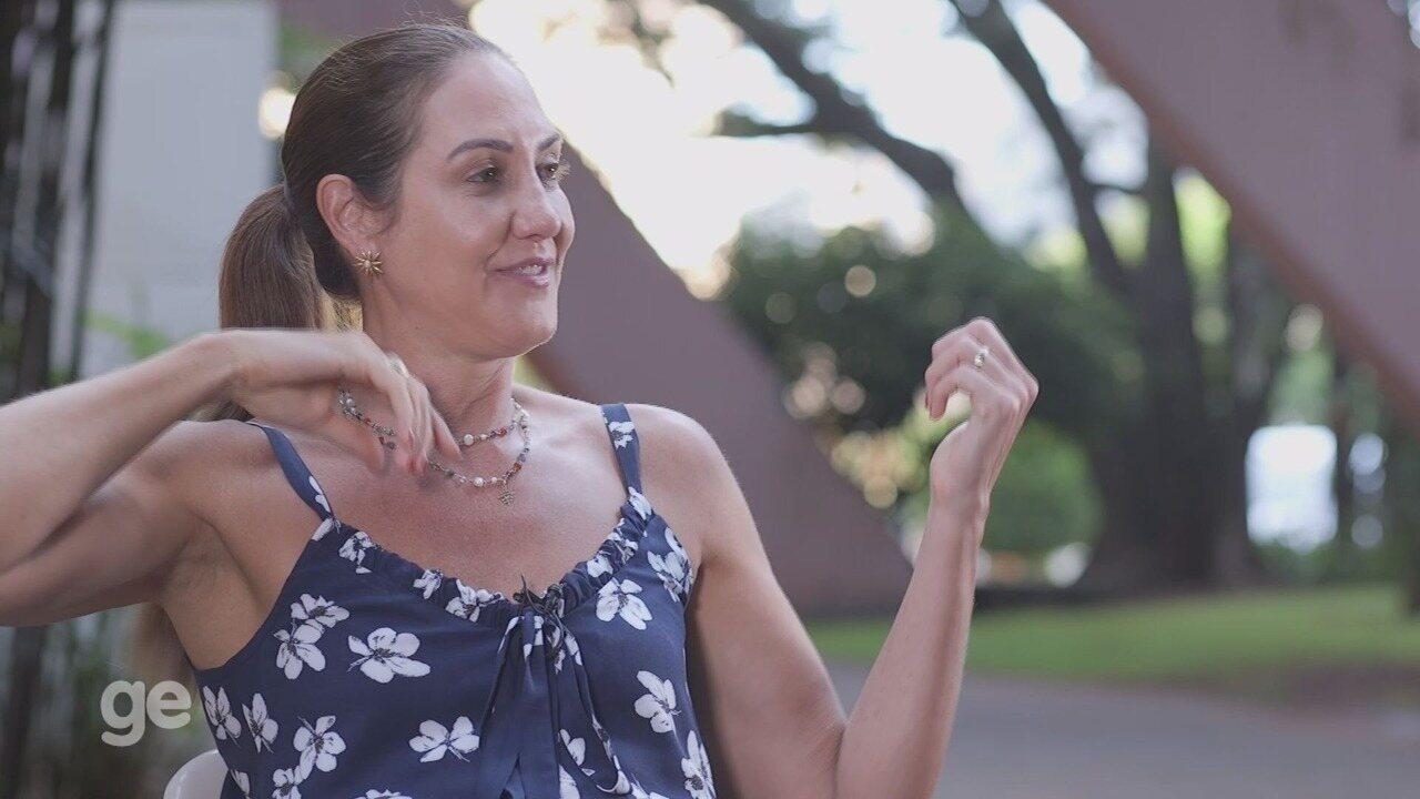 Recra: 20 anos de um ponto final - Fernanda Venturini fala sobre vôlei em Ribeirão