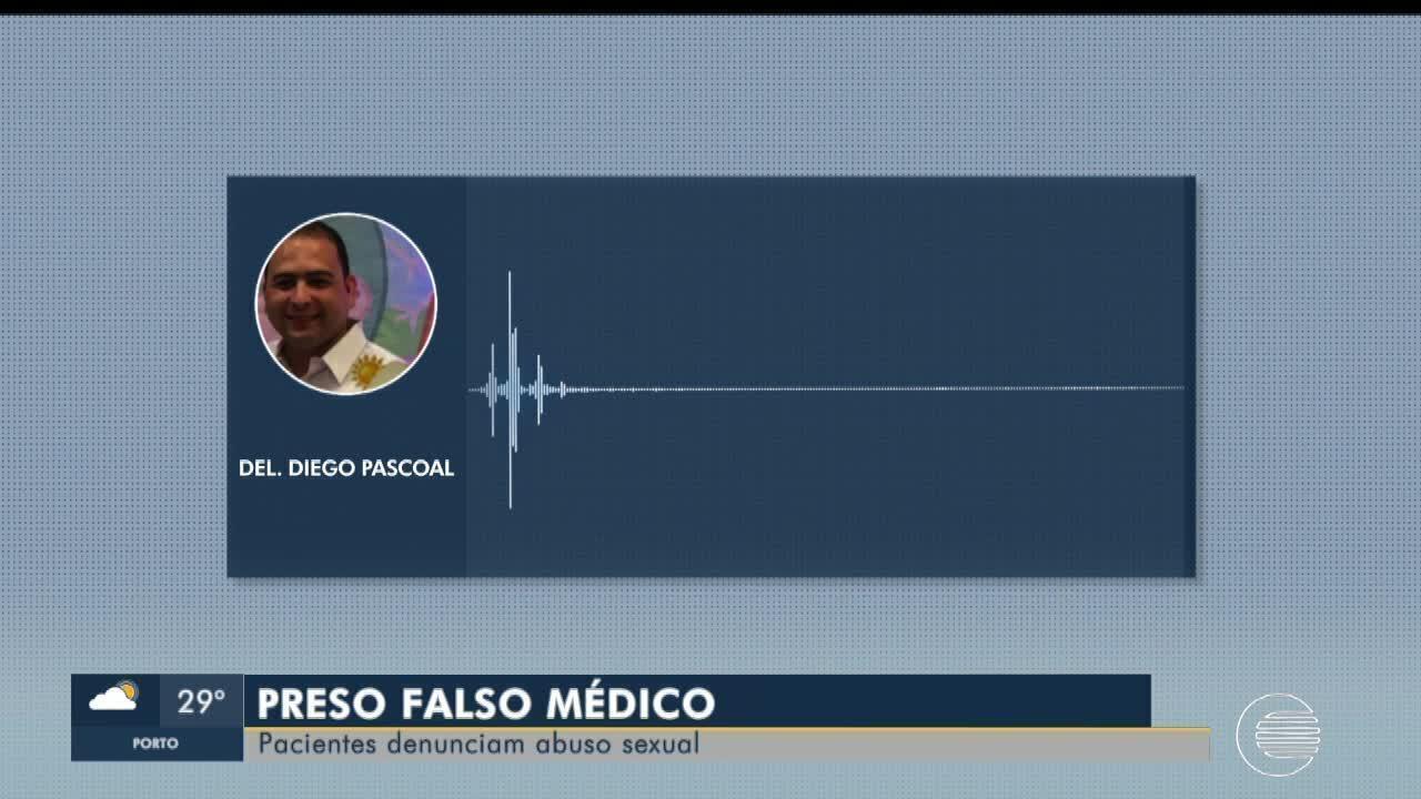 Polícia Civil prende falso médico que abusava de pacientes em Uruçuí
