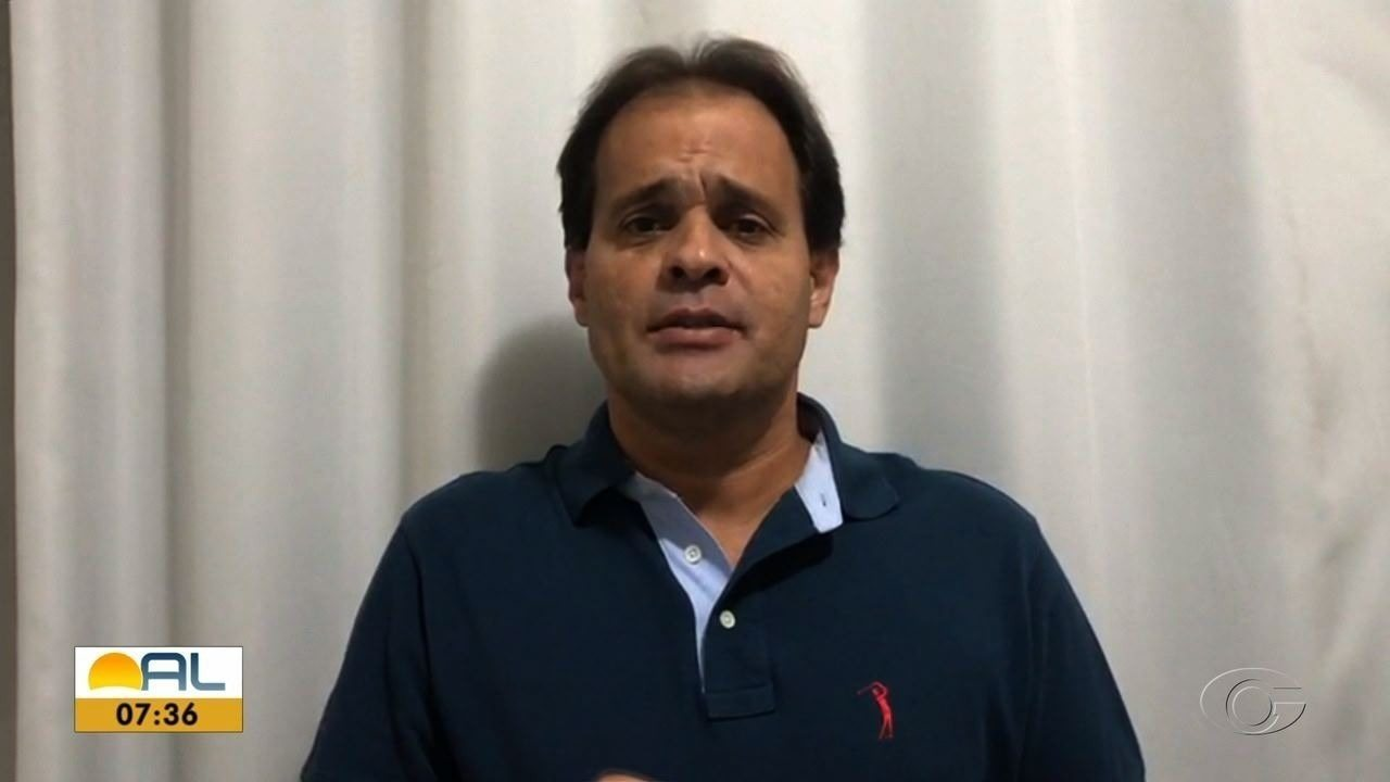 Comentarista Flávio Feijó fala sobre a escolha da arbitragem para a final do Alagoano