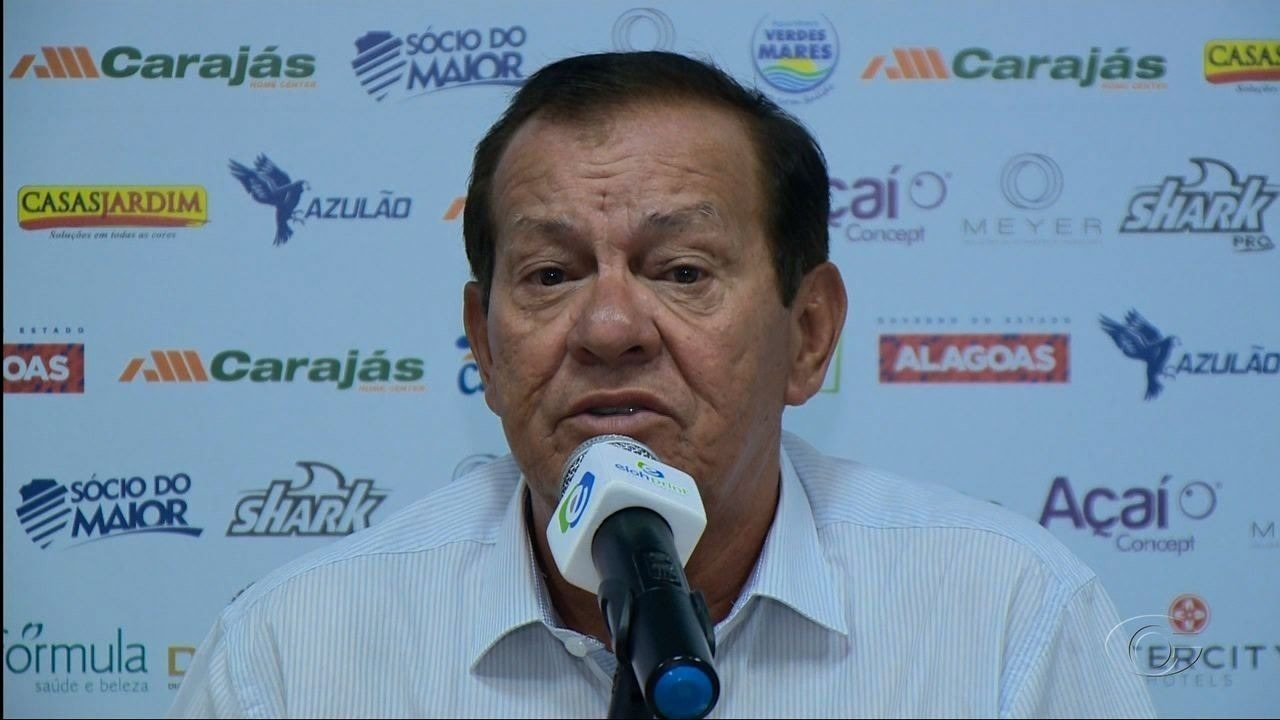 Rafael Tenório comenta sobre arbitragem para o clássico