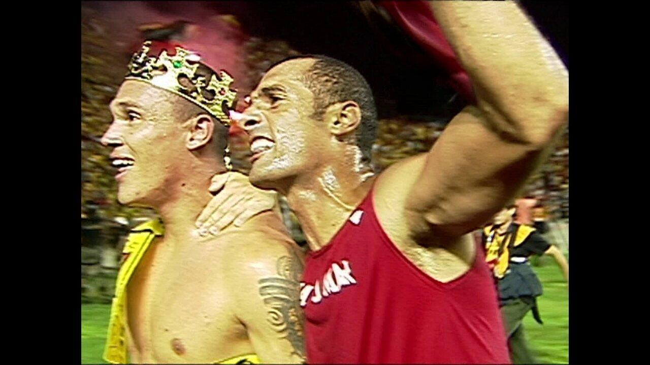 Sport ganha título pernambucano de 2010 sobre o Náutico