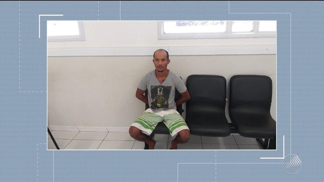 Suspeito de manter mulher em cárcere privado é preso em Luís Eduardo Magalhães