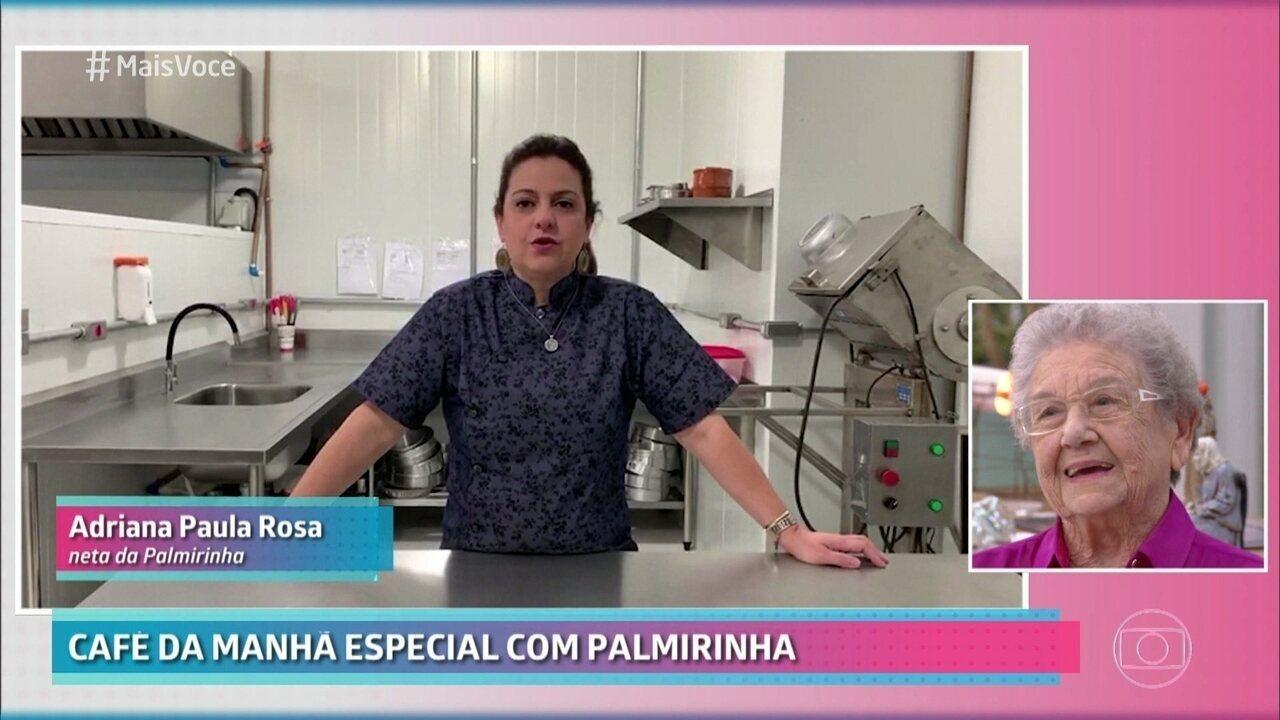 Familiares de Palmirinha mandam recado para a culinarista