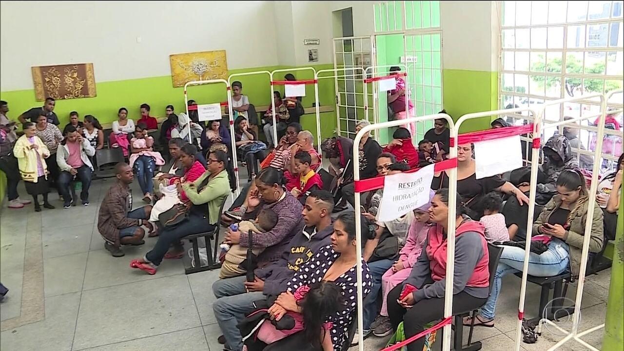 Postos de saúde abrem aos sábados para atender aumento de pacientes em BH