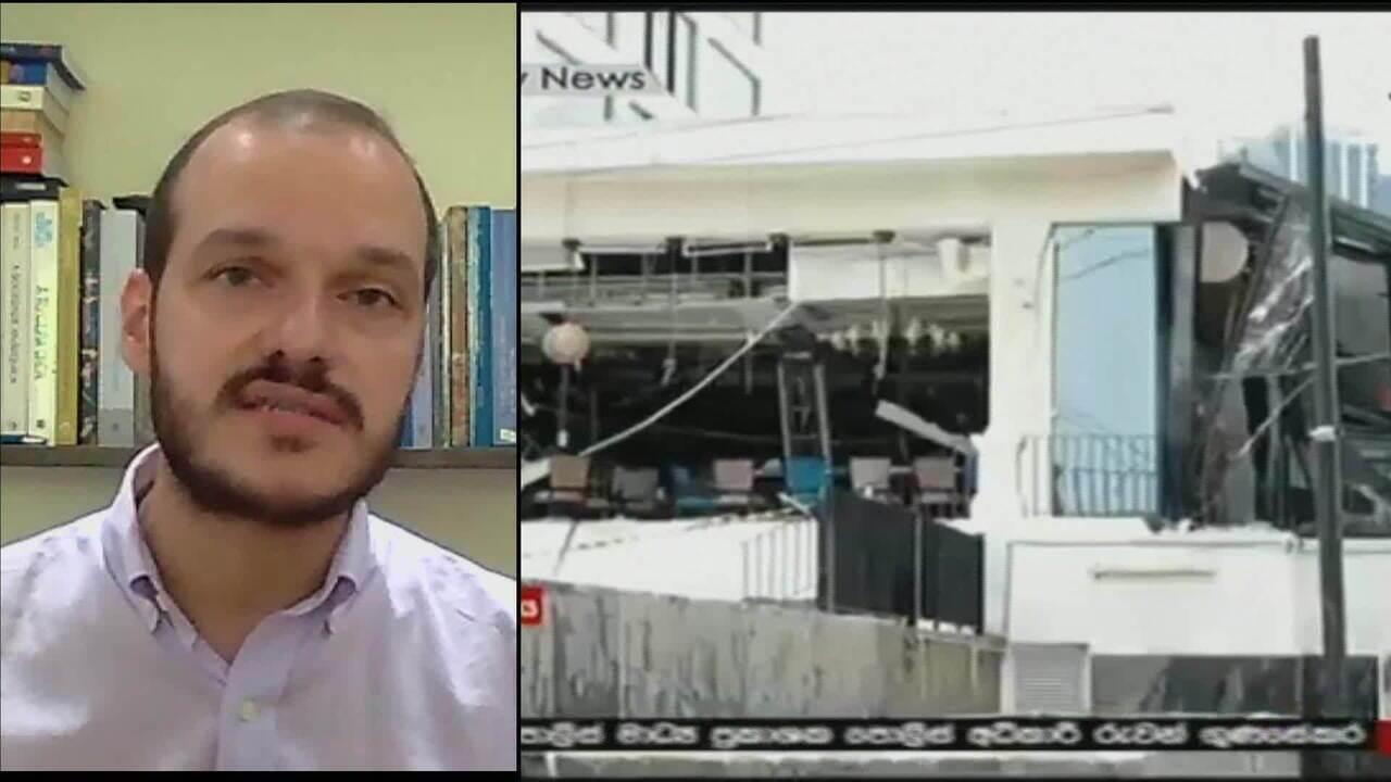 Professor de Política Internacional fala sobre atentados no Sri Lanka
