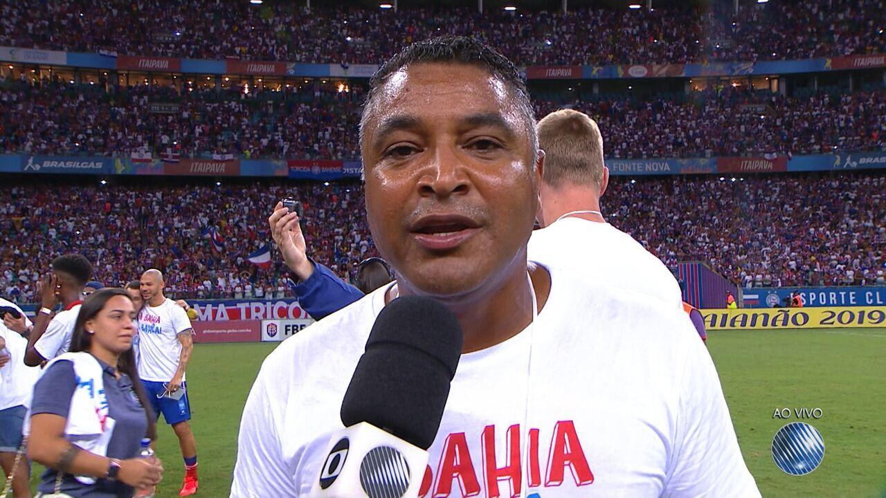 Fim de Jogo: Roger Machado fala sobre Bahia 1 x 0 Bahia de Feira