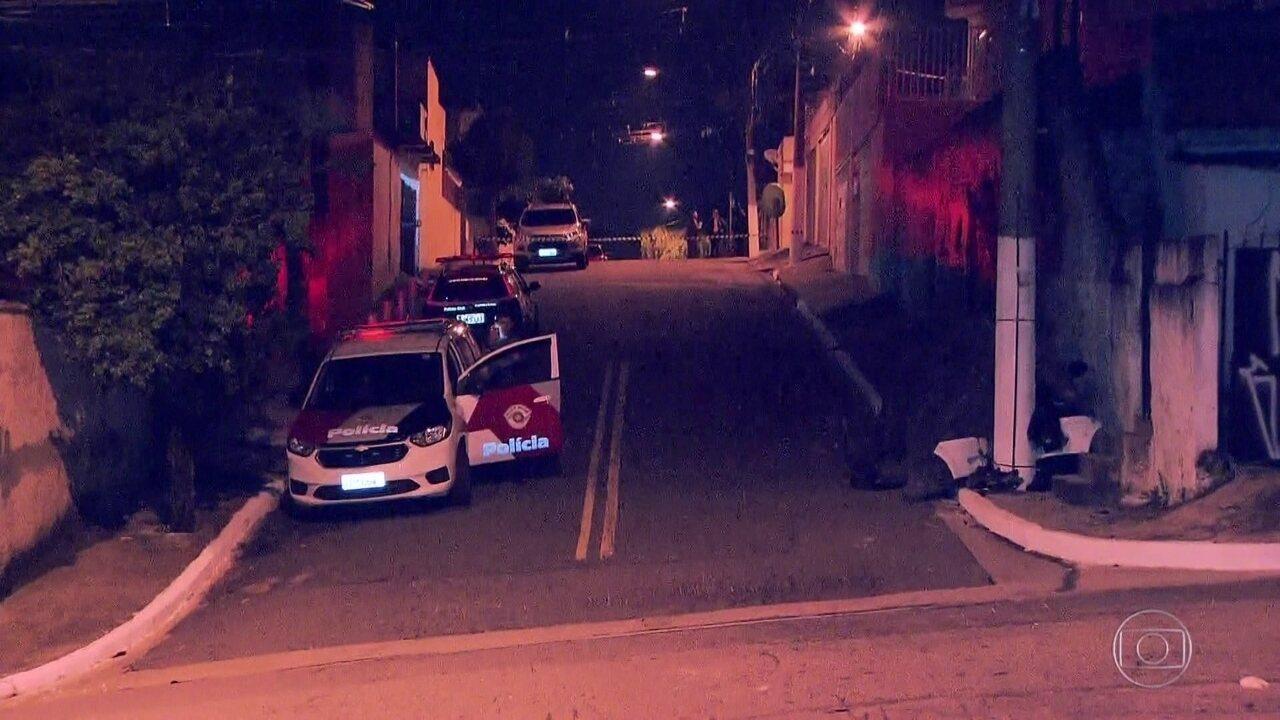 Em São Paulo, criança morre atropelada durante perseguição policial