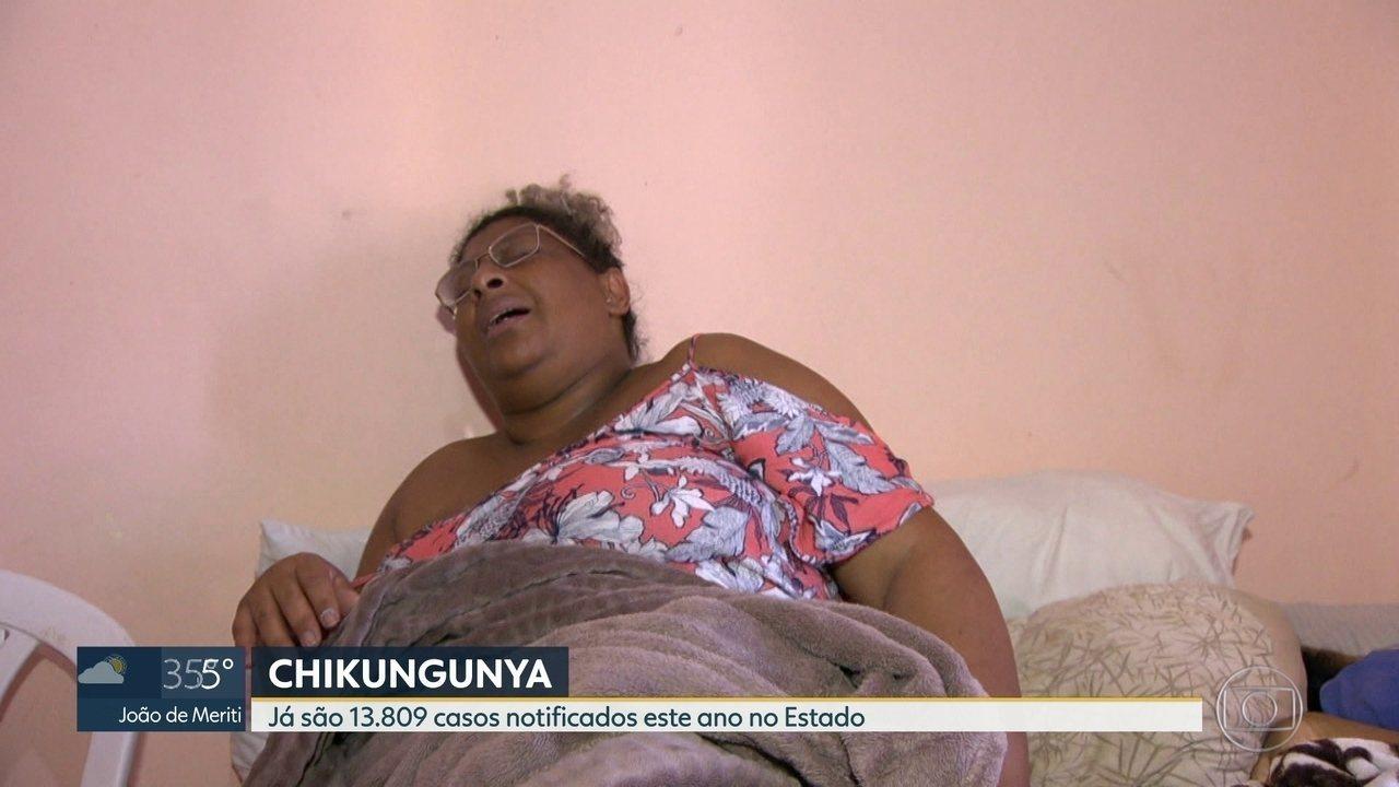 Estado do Rio regista mais do que o dobro de casos de Chikungunya em relação ao ultimo mês