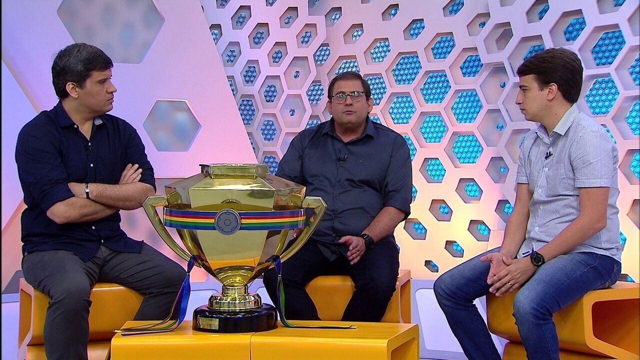 Guto Ferreira fala sobre possíveis mudanças e planejamento do Sport para a Série B