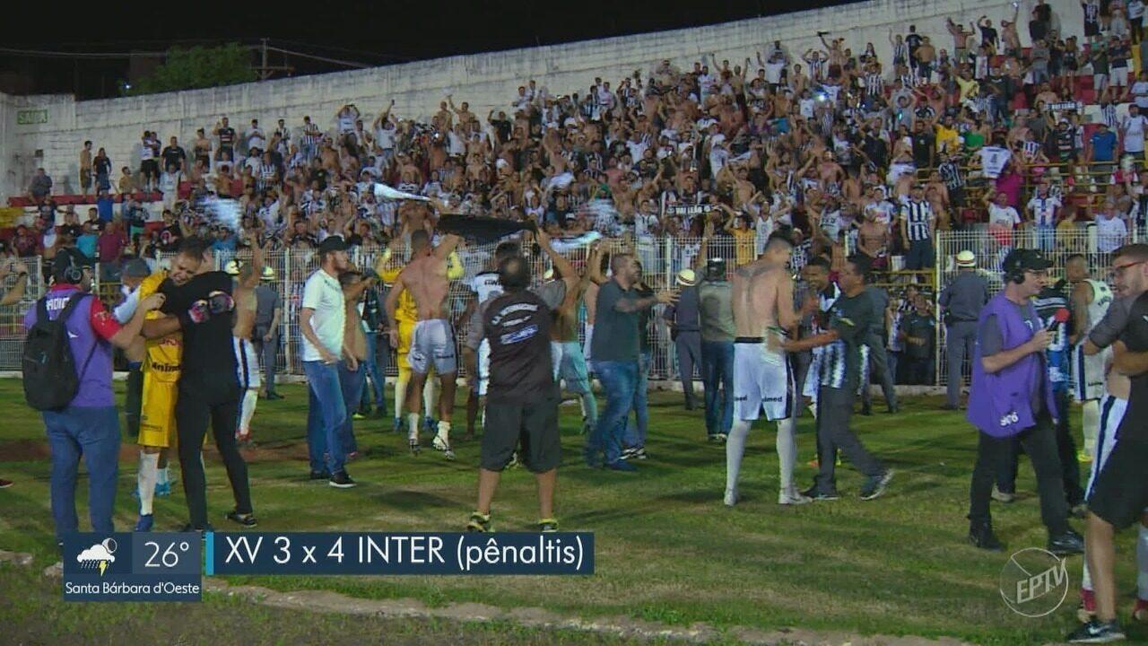 Inter de Limeira volta à primeira divisão estadual e agora sonha com o título da A-2