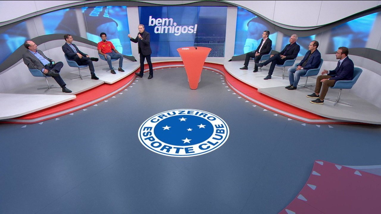 Comentaristas debatem sobre VAR e a final do Campeonato Mineiro