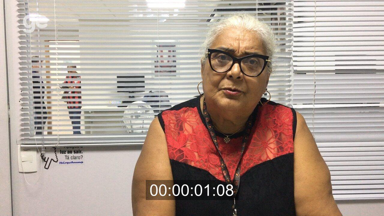Eleições do Vitória: confira a entrevista de Isaura Maria ao globoesporte.com/ba