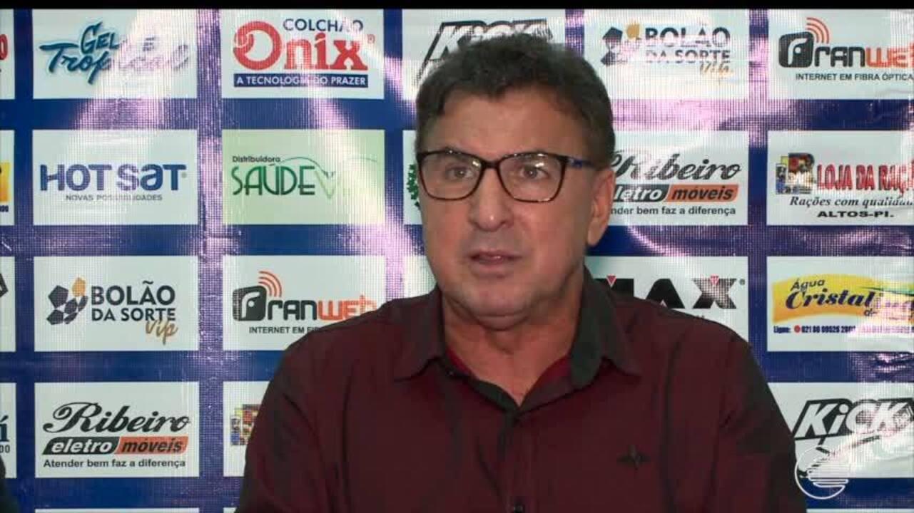 Altos também tem novo técnico e fala sobre desafio de comandar o Jacaré