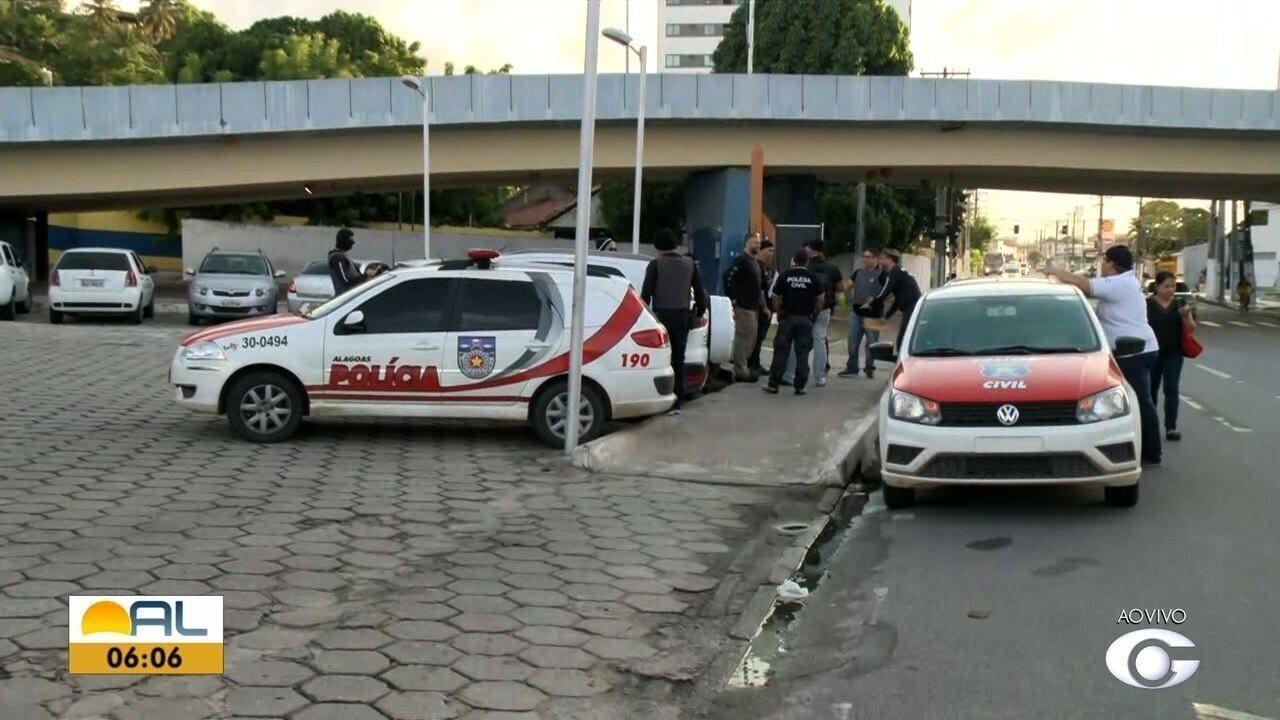 Polícia Civil faz operação para prender foragidos envolvidos em vários crimes