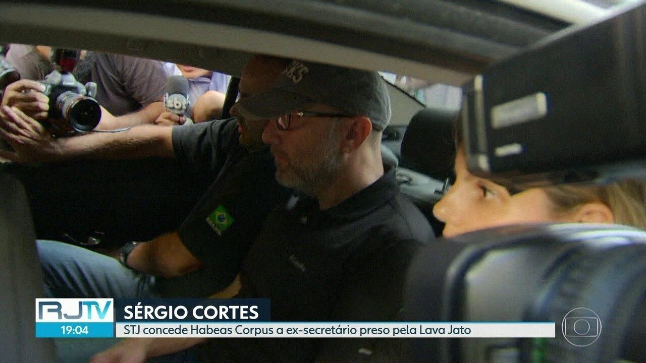 STJ concede habeas corpus a Sérgio Côrtes