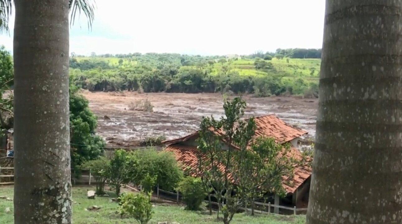 Profissão Repórter – Rompimento da barragem de Brumadinho – 24/04/2019
