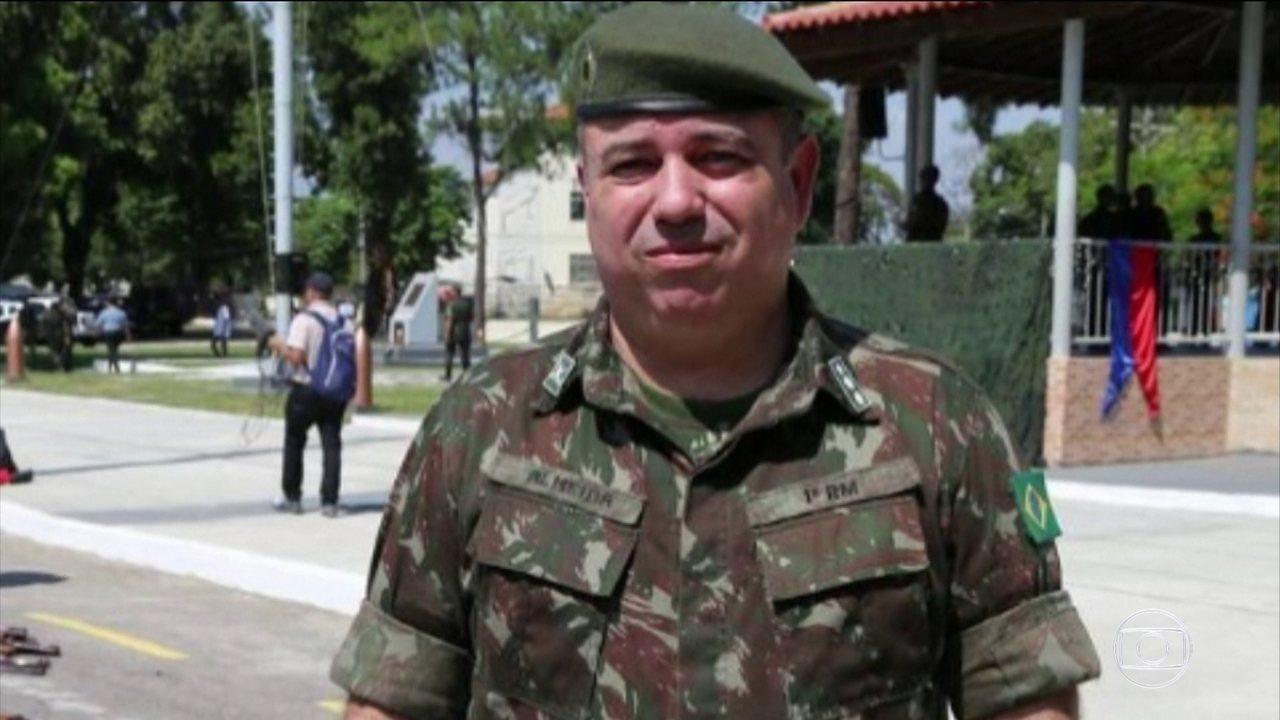 Exército abre inquérito para apurar desvios de armas e tenente-coronel é investigado