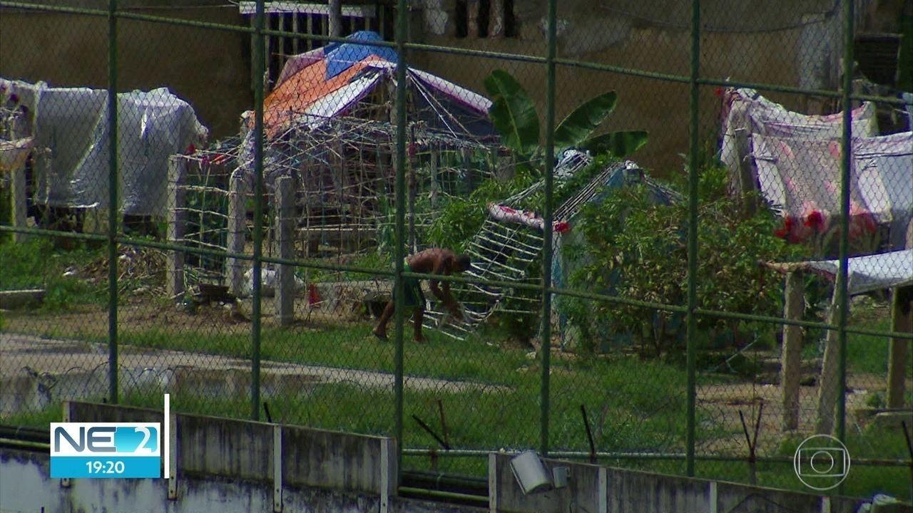 Pernambuco tem maior taxa de superlotação carcerária do Brasil