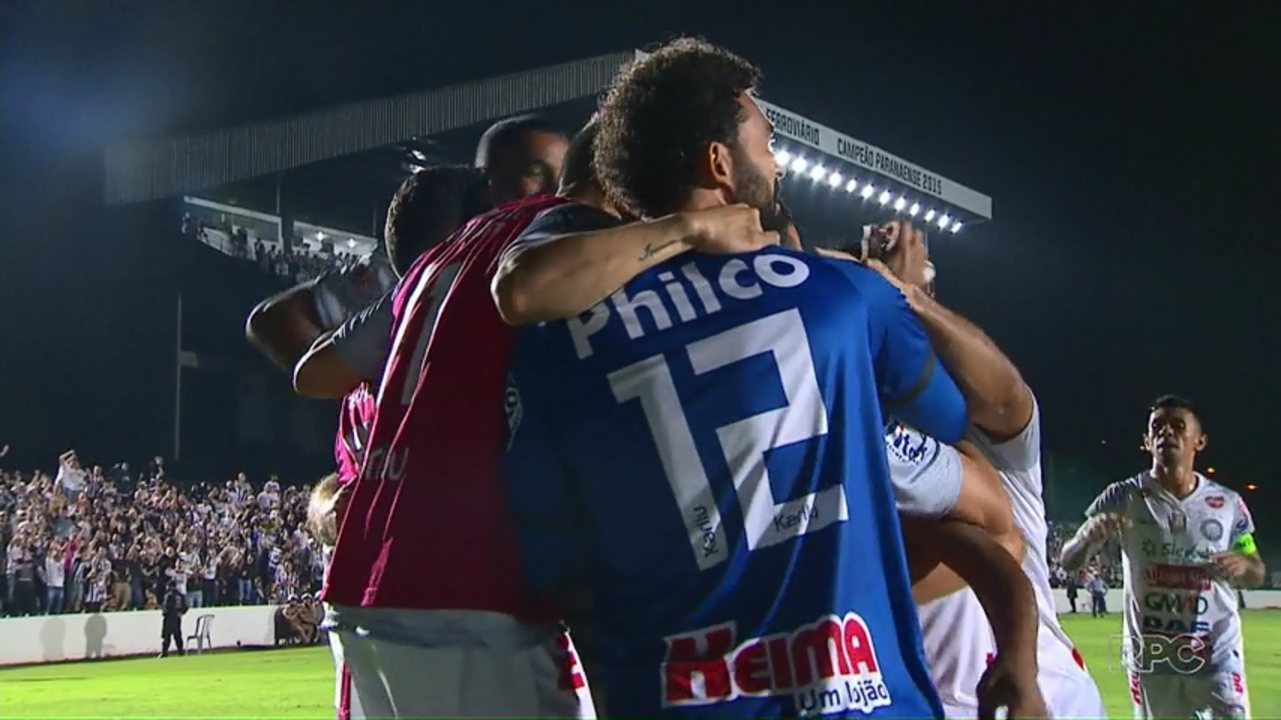 Operário-PR estreia na Série B do Brasileirão com vitória