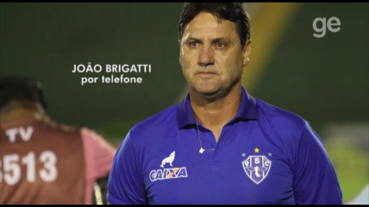João Brigatti rebate acusações feita por presidente do Paysandu