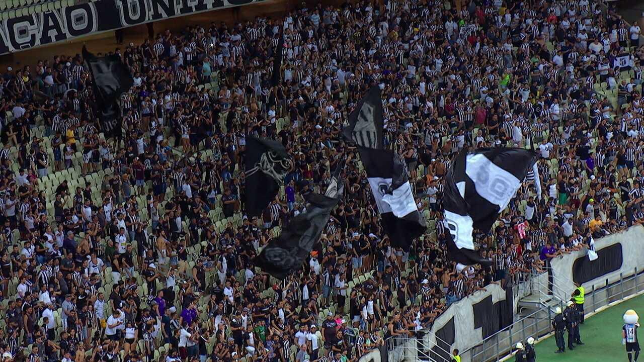 Melhores momentos: Ceará 4 x 0 CSA pela 1ª rodada do Brasileirão 2019
