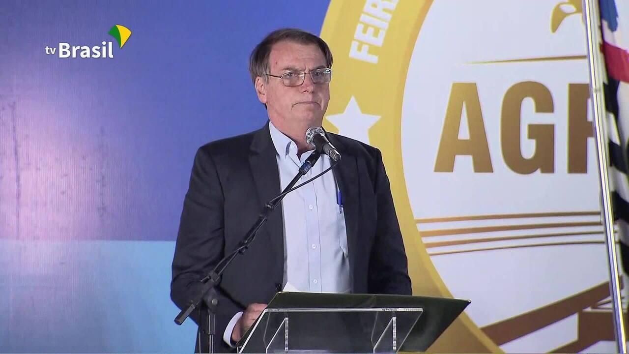 Bolsonaro faz apelo ao presidente do Banco do Brasil para baixar juros