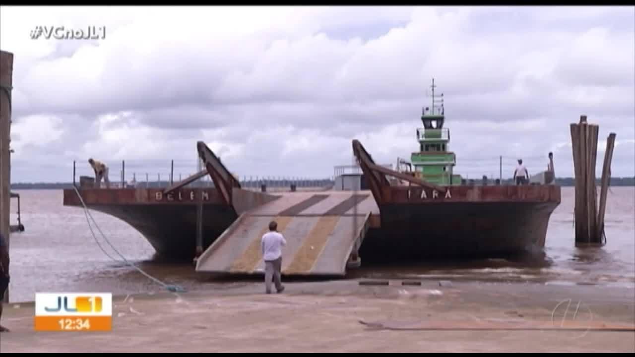 Porto da Aeronáutica começa a ser usado para transporte entre Belém e Barcarena