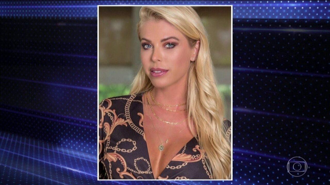 Corpo da modelo Caroline Bittencourt será velado em São Paulo