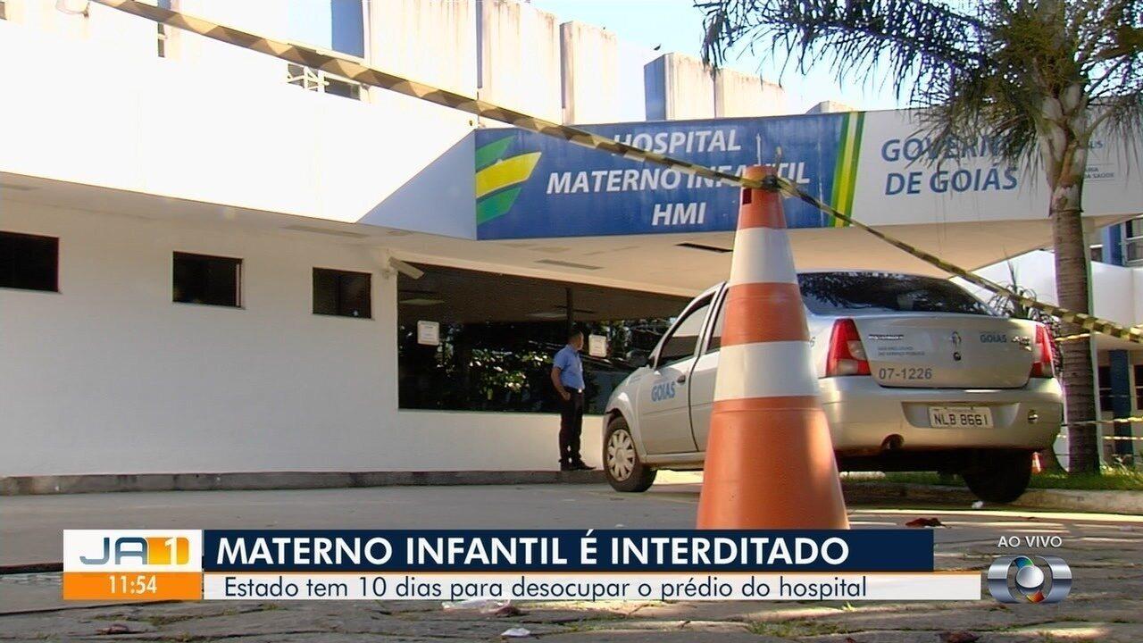 HMI é ordenado a desocupar prédio e está proibido de receber pacientes encaminhados