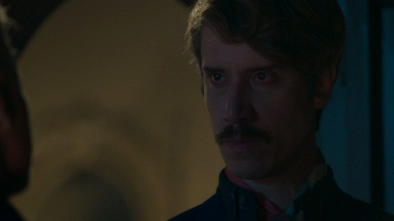 Sampaio diz que Adamastor é o único suspeito do assassinato de Ondina