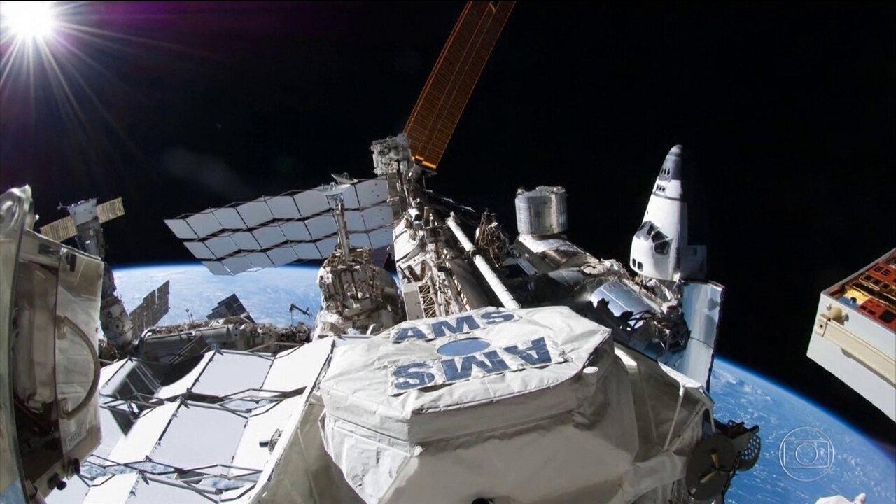 Estação Espacial Internacional da Nasa sofre apagão no espaço