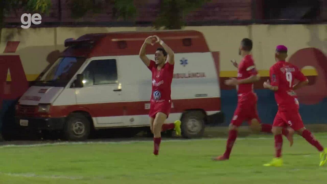 Veja os gols de Baré 4 x 0 GAS pela final do 2º turno do Roraimense 2019